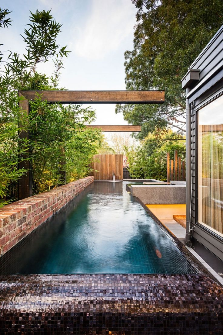reflecting pool design - Home Design And Decor
