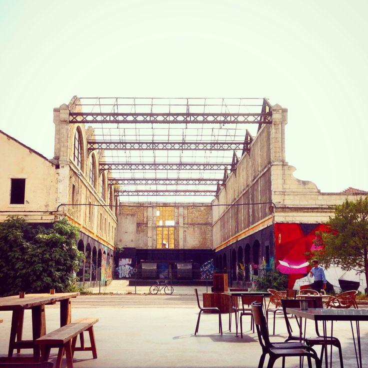 Espace Darwin : coffee, bakery, brunch