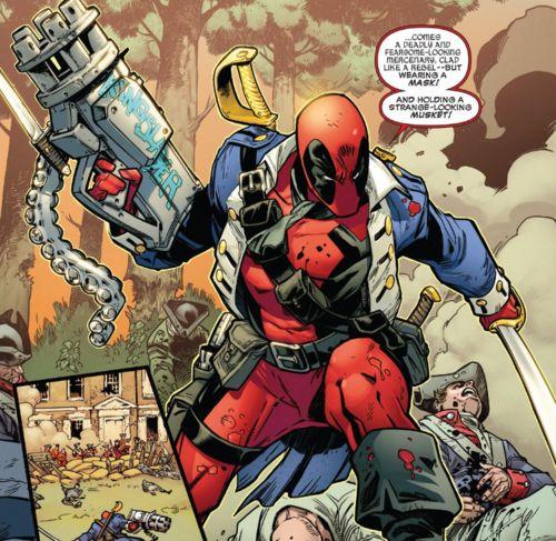 Deadpool vs tyler rose city comiccon 2014 no porn 6