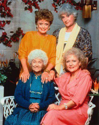 Altın Kızlar - The Golden Girls - 1985