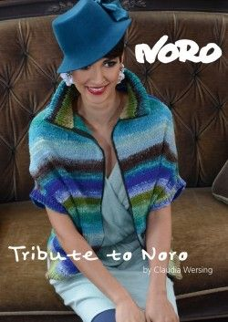 Tribute To Noro | Knitting Fever Yarns & Euro Yarns