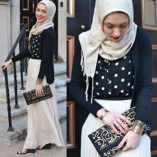 hani-hulu ♥ Muslimah fashion & hijab style