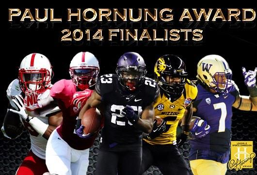 Congrats to Husky Shaq Thompson for being a finalist!
