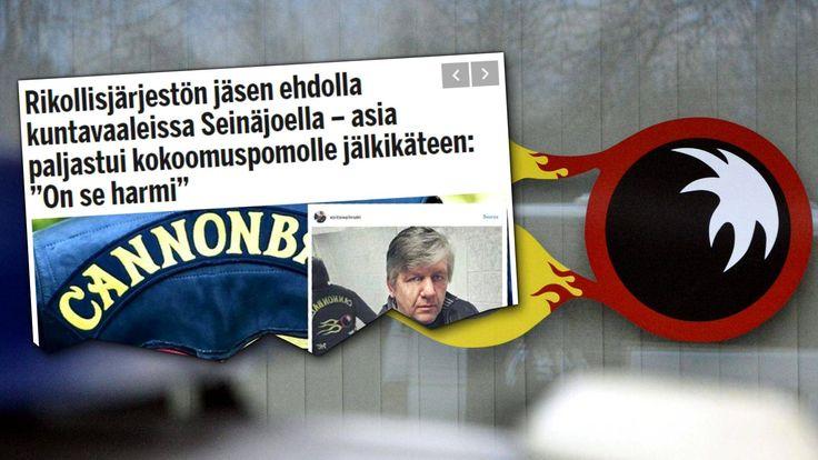 Kokoomuksen sitoutumattomana kuntavaaliehdokkaana Seinäjoella ollut Voitto Välimäki on noussut kaupunginvaltuustoon.