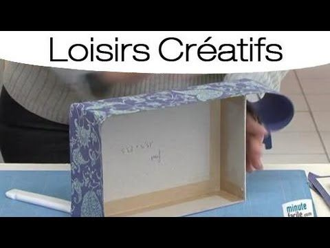 ▶ Realisation d'une boite à livre - YouTube