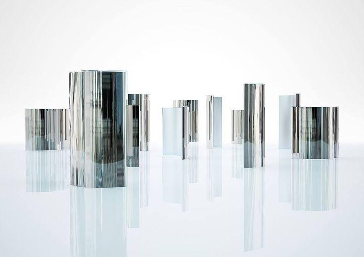 2016 Prism Partition Glas Italia ©Tokujin Yoshioka Milano Salone