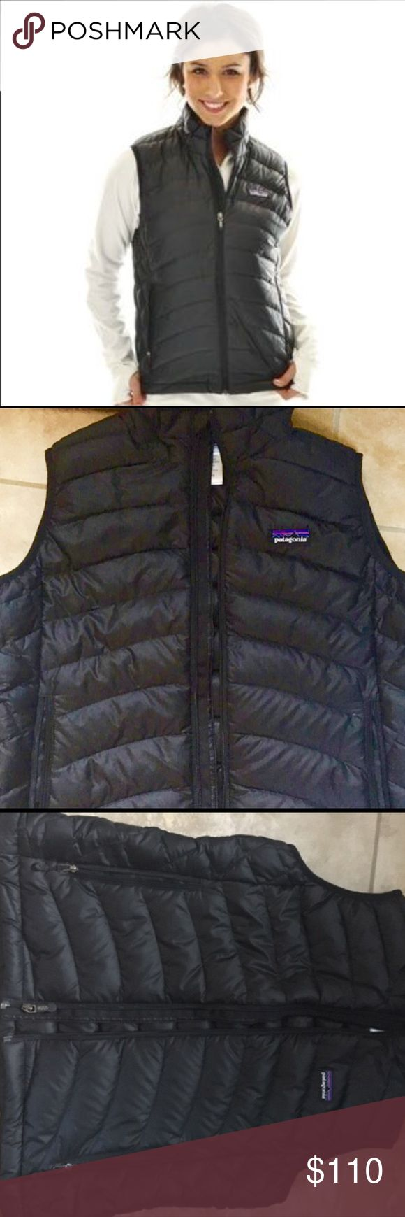Patagonia Down Sweater Vest Like new! Patagonia Down Sweater Vest - perfect condition! The best is unfortunately too small for me :( I love it! Patagonia Jackets & Coats Vests