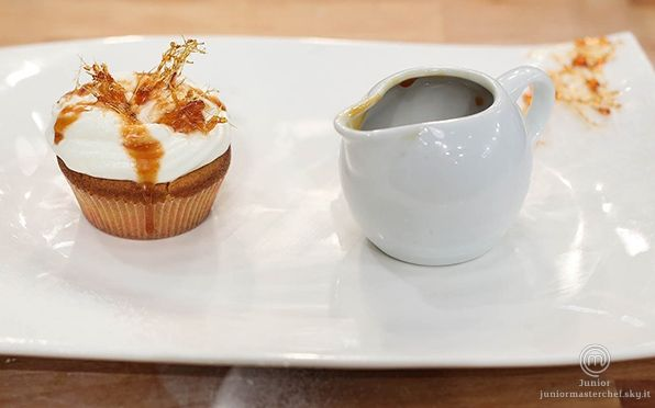 Cupcake al caramello salato di Arianna