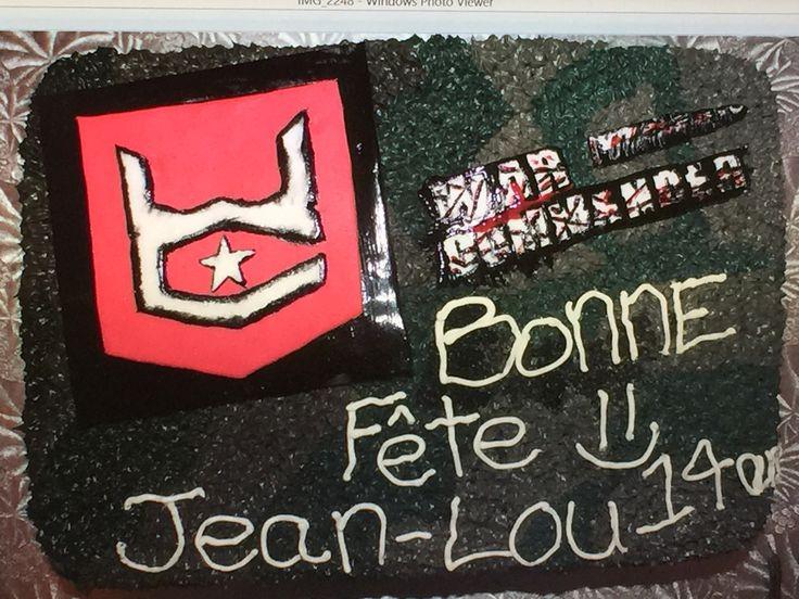 War Commander Cake.3