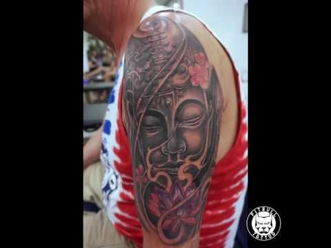 Cover Up Tattoo (Japanese) - Best Tattoo Studio in Phuket - Thailand