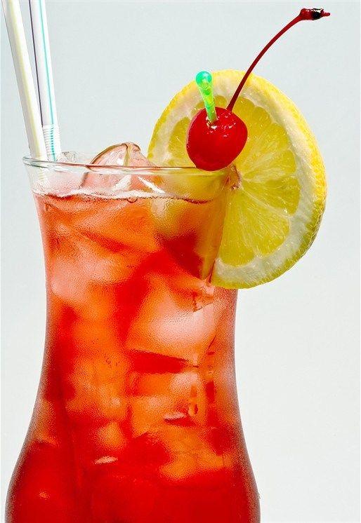 Малиново-лимонный коктейль на День святого Валентина