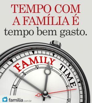 7 maneiras de preservar o tempo com a família