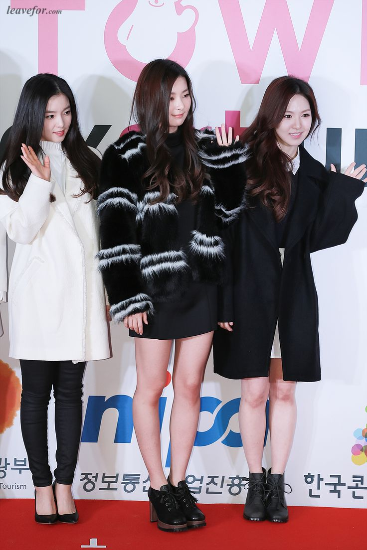 Red Velvet Irene Seulgi Wendy Kpop Fashion 150113 2015