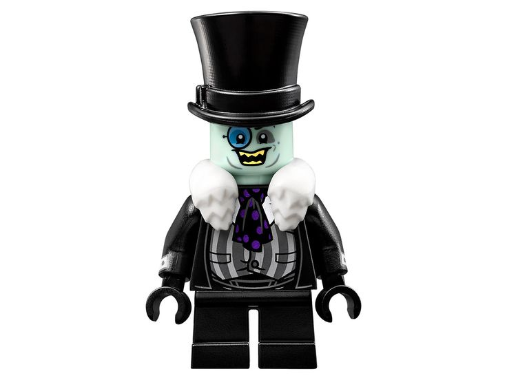 Mr. Freeze, a.k.a Dr. Victor Fries, is an enemy of Batman who teamed up with The Riddler in LEGO...