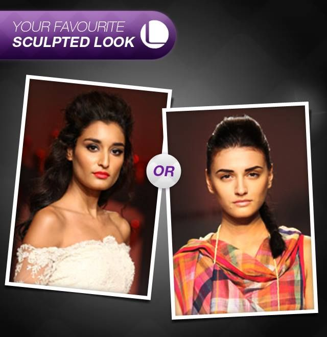 Lakme Fashion Week beauties with sculpted skin. Your favourite?