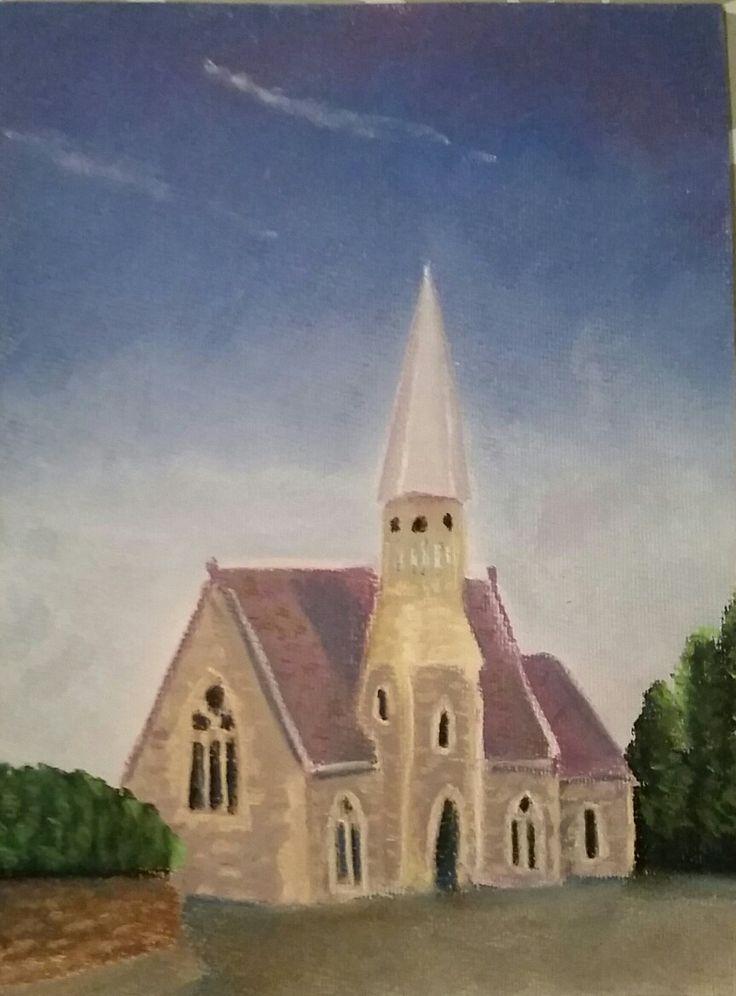 24.1.17 St Georges Church, Falfield