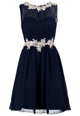 Dieses Kleid beschert dir einen glanzvollen Auftritt. Little Mistress Cocktailkleid / festliches Kleid - navy für 84,95 € (15.11.15) versandkostenfrei bei Zalando bestellen.