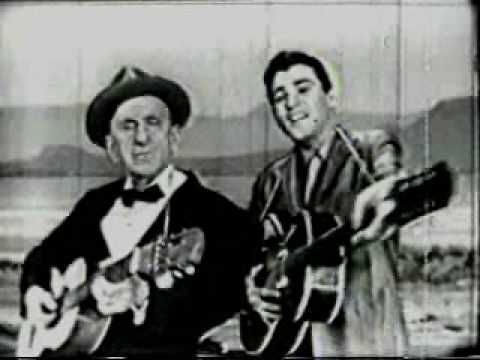 Tucumcari - Jimmie Rodgers on The Jimmy Durante Show ( 1959 )