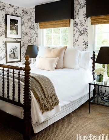 A Traditional Guest Bedroom