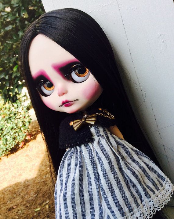 Custom Blythe 29 by SweetCrate on Etsy
