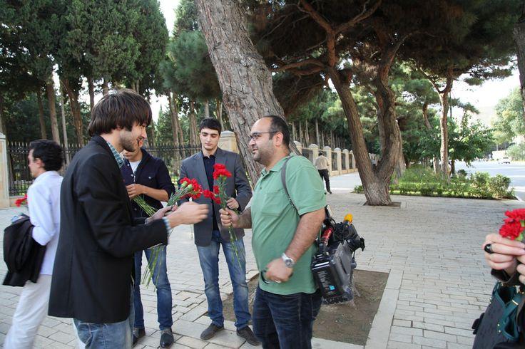 Hazar Gezileri I,Bakü,23-24 Eylül 2012 | by Hazar Strateji Enstitüsü - HASEN