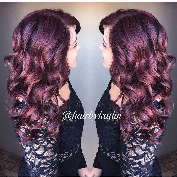 Paul Mitchell Purple Hair Dye Hairstyle Inspirations 2018