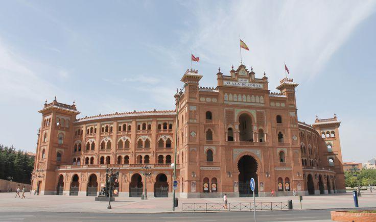 ¿Sabías que tal día como hoy, en 1922, se colocó la primera piedra de la Plaza de toros de Las Ventas?
