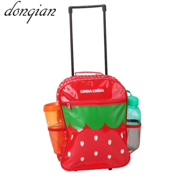2017 Women Luggage Travel Bags Backpack Zipper Large Capacity High New Models. Hot Fashion Trolley Bag Men Real Freeshipping  #Affiliate