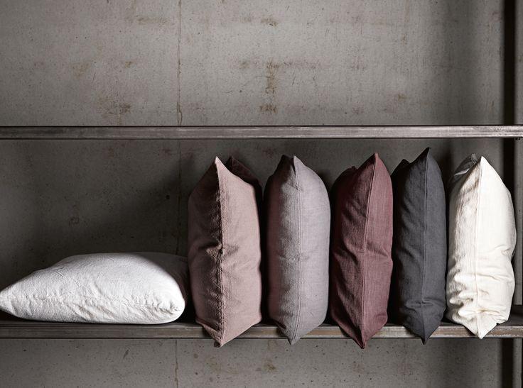 Linen Cushions www.designvintage.co.uk