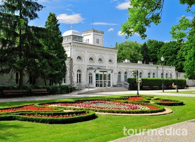 Park Solankowy- Inowrocław