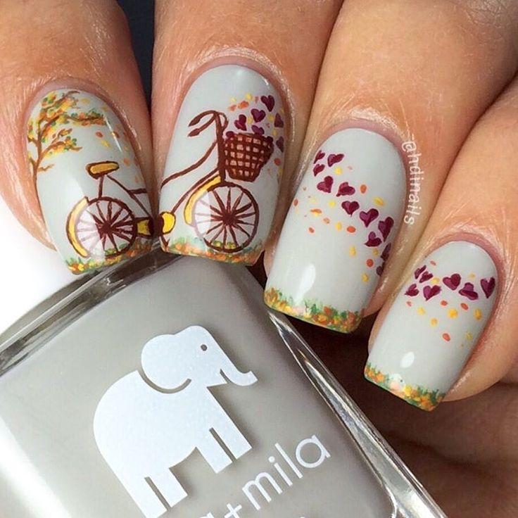 5039 best nail art images on pinterest instagram nail artist 25 fall nail art ideas for the 2016 season that feel fresh prinsesfo Gallery