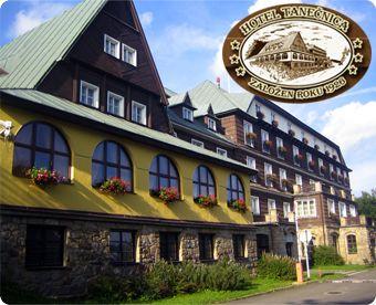 Letní dovolená na Pustevnách! Prožijte 3 dny ve dvou v hotelu Tanečnica s polopenzí jen za 2130 Kč (místo 3280 Kč). Anebo 5 dnů za 3910 Kč (6560 Kč). Bazén, fitness i parkování je v ceně!