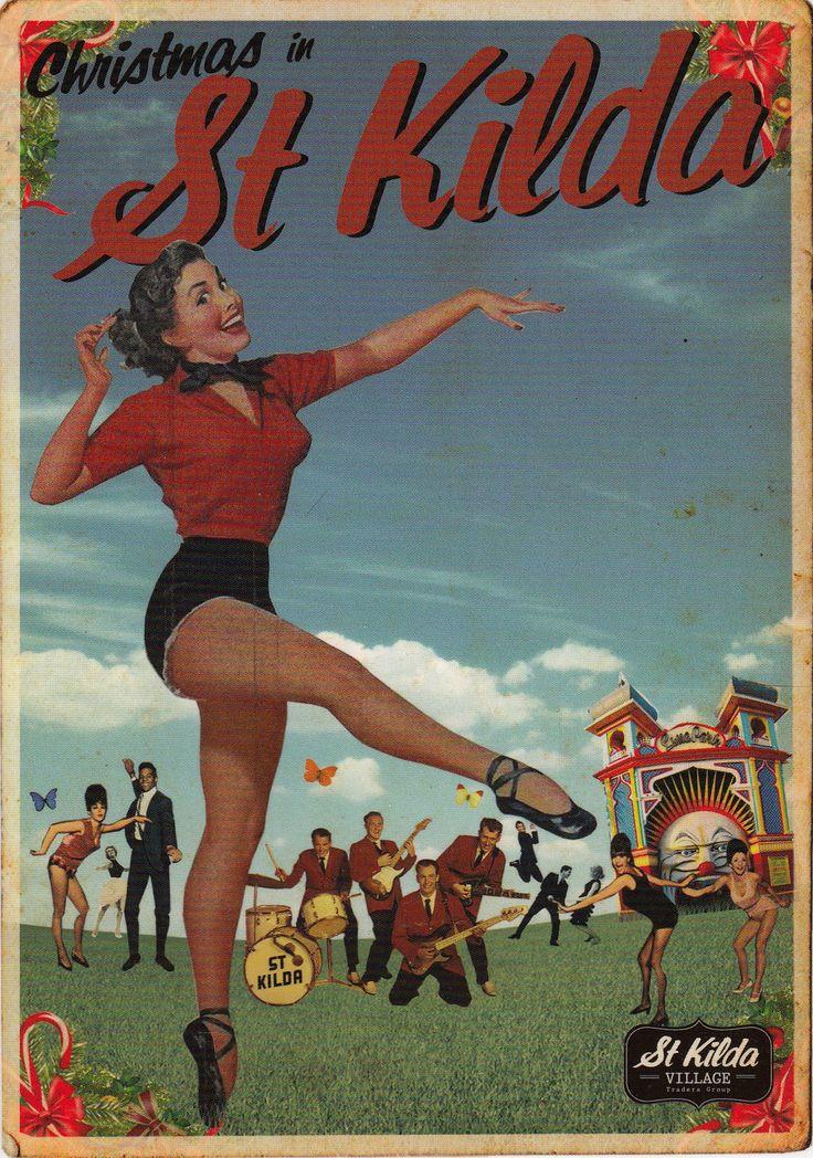 St Kilda Melbourne Australia
