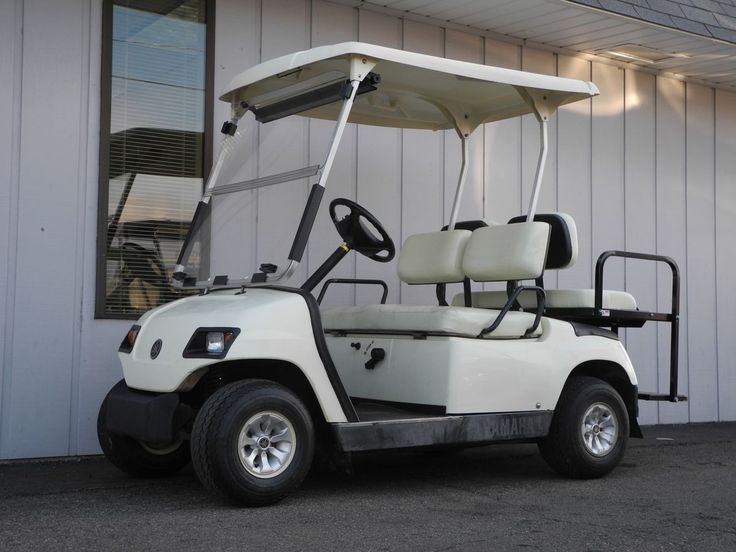 17 best images about used golf carts on pinterest cars for Yamaha golf cart repair near me