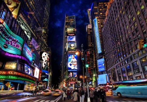 Découvrez New-York en timelapse