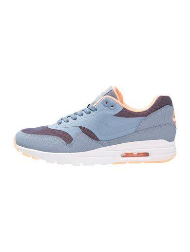 http://sellektor.com/user/dualia/collection/zalandoo Nike Sportswear AIR MAX 1 ULTRA ESSENTIALS Tenis�wki i Trampki cool blue/clear blue/sunset glow/white