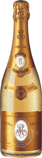 179.- 2009 CHAMPAGNE LOUIS ROEDERER CRISTAL BRUT, CHAMPAGNE AC, Der legendäre Cristal von Louis Roederer ist laut Hugh Johnson »einer der köstlichsten Champagner überhaupt«. Seit Zar Alexander II. seine persönliche Cuvée in Kristallglasflaschen bestellte, ist der Cristal zum Symbol für Noblesse und Prestige geworden. Diese Ausnahmequalität zeigt sich allerdings erst in voller Pracht, wenn man den Wein für Jahre im Keller vergessen hat. Cristal braucht eine sehr lange Entwicklung auf der…