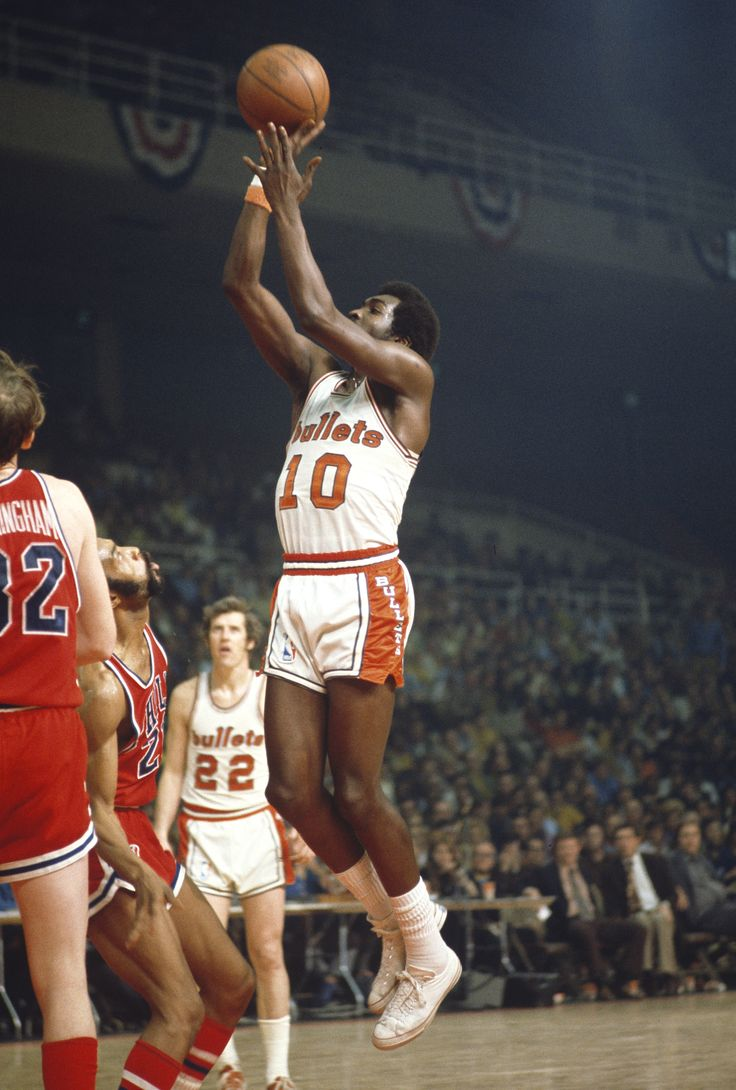 98 best Baltimore Bullets NBA images on Pinterest
