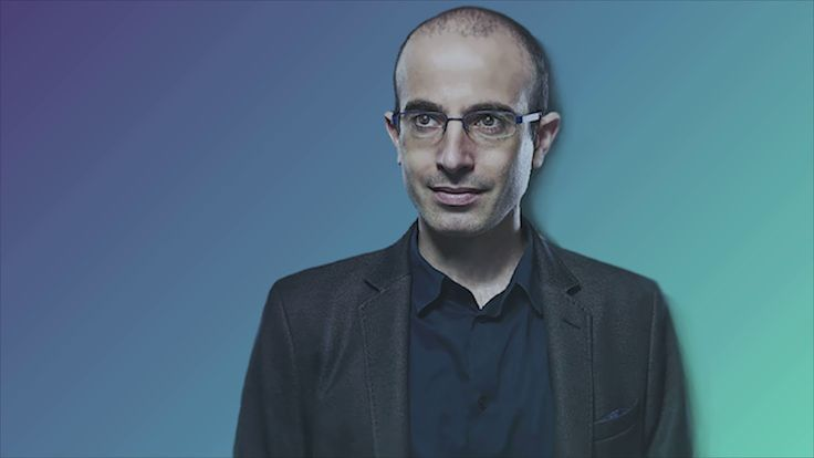 Yuval Harari on the Dangers of Artificial Intelligence