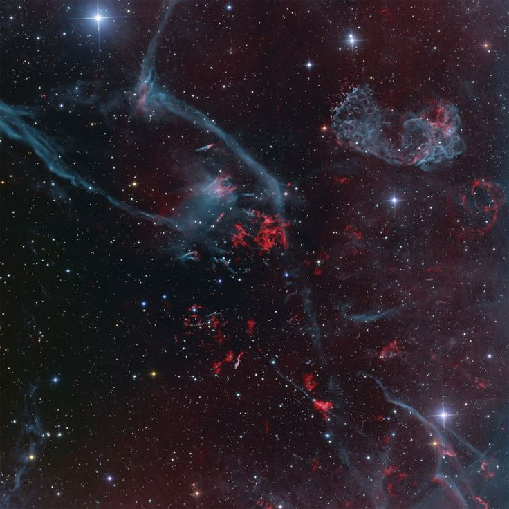 NASA Astronomy Picture of the Day 2015 August 28 Puppis A Supernova Remnant Driven by the explosion of a massive star, supernova remnant Puppis A is blasting into the surrounding interstellar medium...