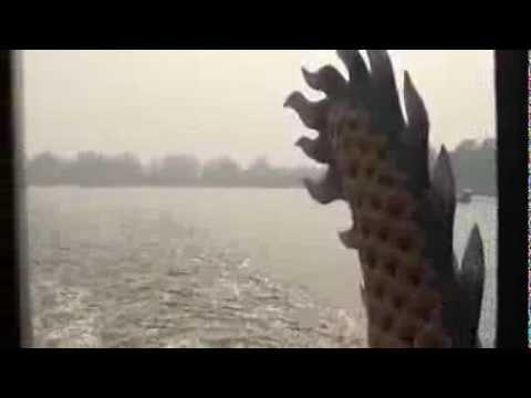 Dragon Boat Ride - Summer Palace, Beijing