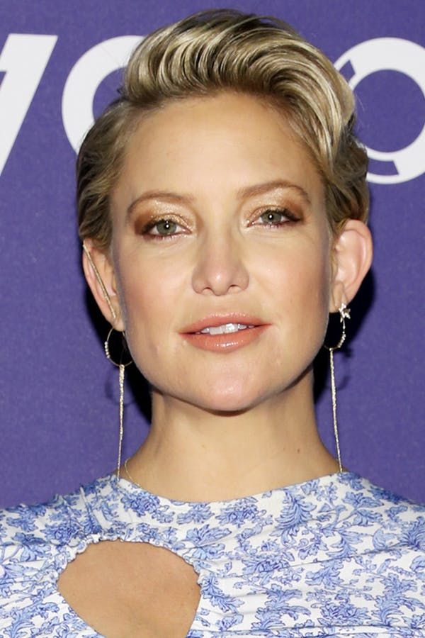 8 Times Kate Hudson Reminded Us To Have Fun With Our Hair Kate Hudson Hair Short Hair Styles Kate Hudson
