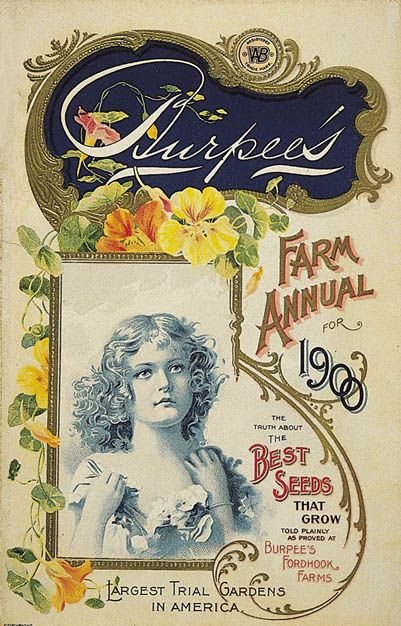 241 best Vintage Seed Packets and Garden Catalogs images on