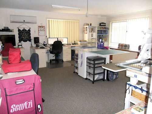 17 Best Images About Sewing Room Designs On Pinterest