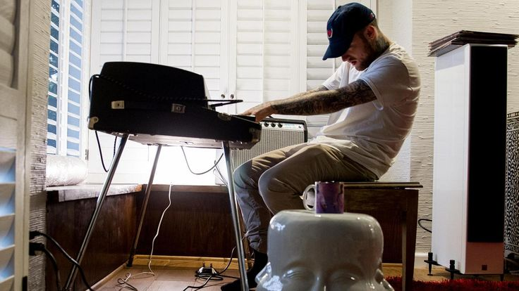 """Pittsburgh rapper Mac Miller finds a certain level of freedom in playing guitar that he can't otherwise access.  Miller has used electric guitar, bass, and organ to fully utilize his skillset and ultimately find inspiration as an artist.  Describing his guitar's ability to tap into a stream-of-consciousness sort of creative flow, he says, """"To [keep] the wheels of inspiration turning and create from scratch, you've got to give yourself time. Just play for the sake of it."""" Miller came up…"""