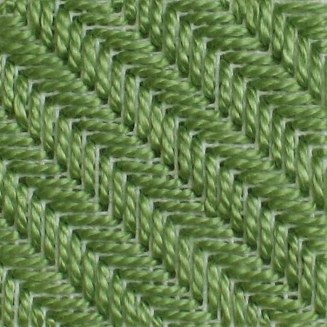 New to Needlepointing? Try These 56 Needlepoint Stitch Tutorials: Diagonal Chevron Stitch