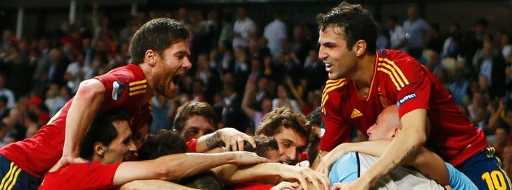 Spanien ist Europameister - 4:0 gegen Italien