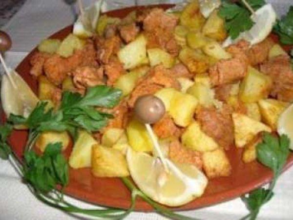 Receita Carne de porco à portuguesa, de Nela - Petitchef