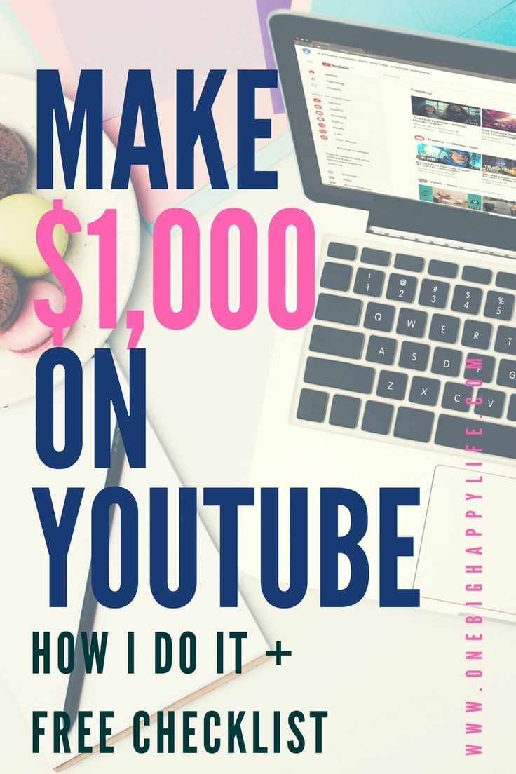 These Youtube tips and tricks are what I used to make $1,000 a month from my brand new Youtube channel last year. Youtube is a great way to make money online and grow your business. Not to mention just how much fun it is to make and edit videos for Youtube, Instagram and Facebook! #youtube #youtubechannel #youtuber