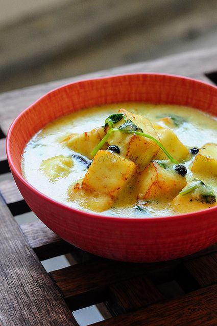 Paneer Korma / Paneer Kuruma ~ Indian Paneer Recipes